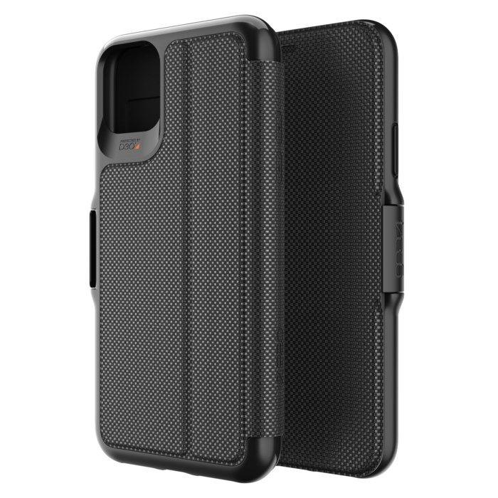 Gear4 Oxford Tålig mobilplånbok för iPhone 11 Pro Max