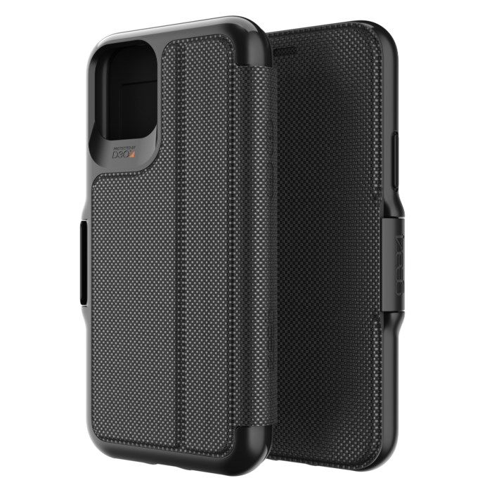 Gear4 Oxford Tålig mobilplånbok för iPhone 11 Pro
