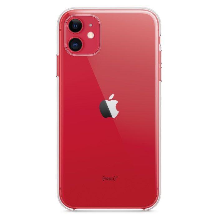 Apple Transparent skal till iPhone11