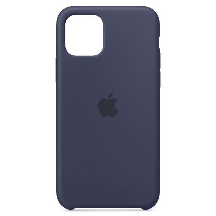 Apple Silikonskal till iPhone11Pro Blå