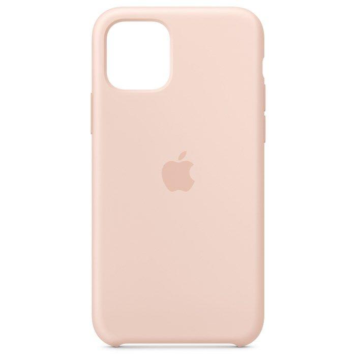 Apple Silikonskal till iPhone11Pro Rosa