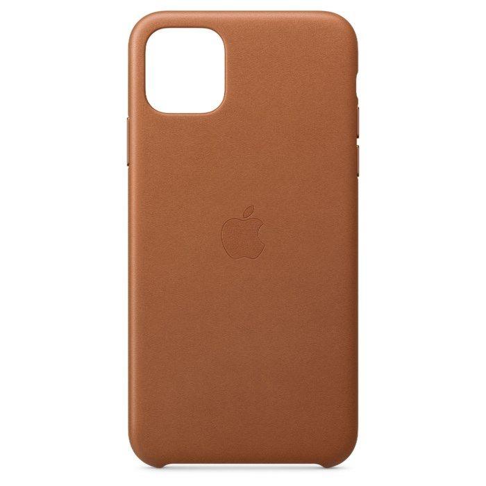 Apple Läderskal till iPhone11 ProMax Brun