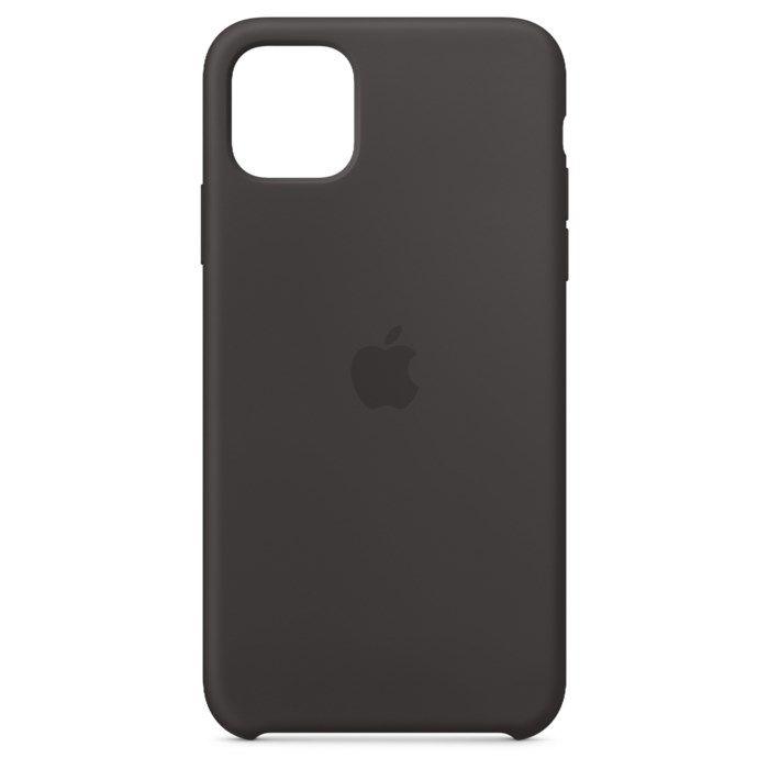 Apple Silikonskal till iPhone11 ProMax Svart
