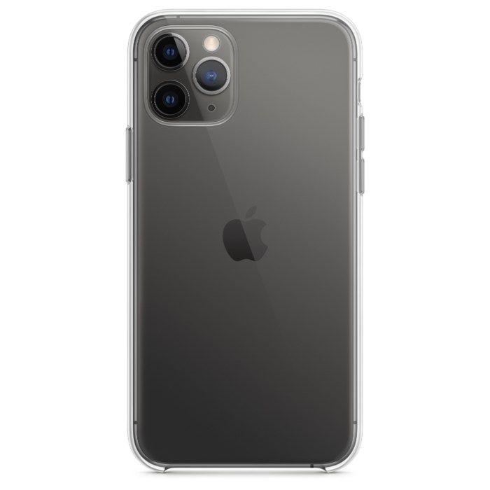 Apple Transparent skal till iPhone11Pro