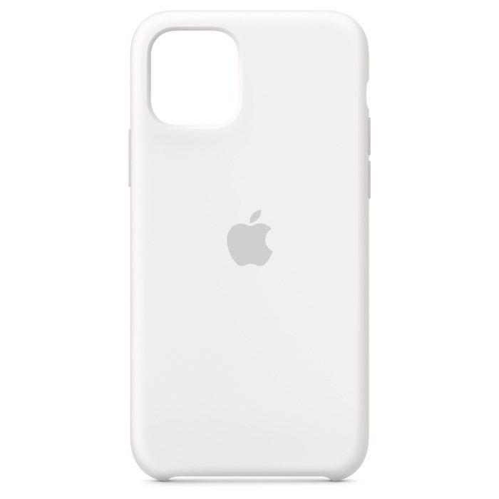 Apple Silikonskal till iPhone11Pro Vit