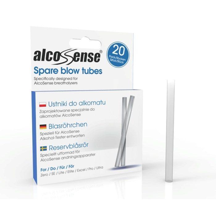 Alcosense Munstycken 20-pack