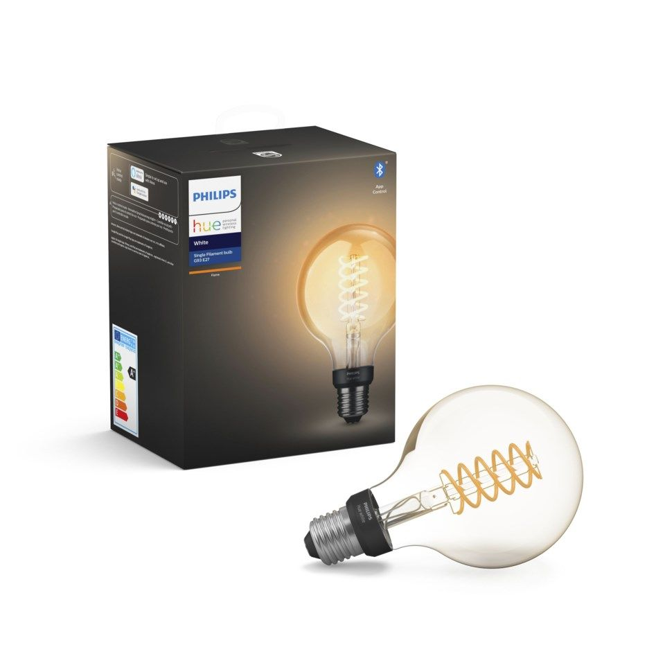 Philips Hue Filament G93 Smart LED-lampa E27 550 lm