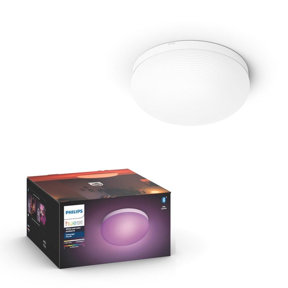 Philips Hue Flourish Plafond