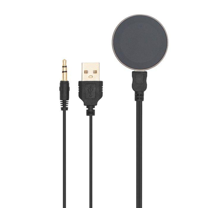 Linocell Bluetooth-mottagare och handsfree med APTX 3,5 mm