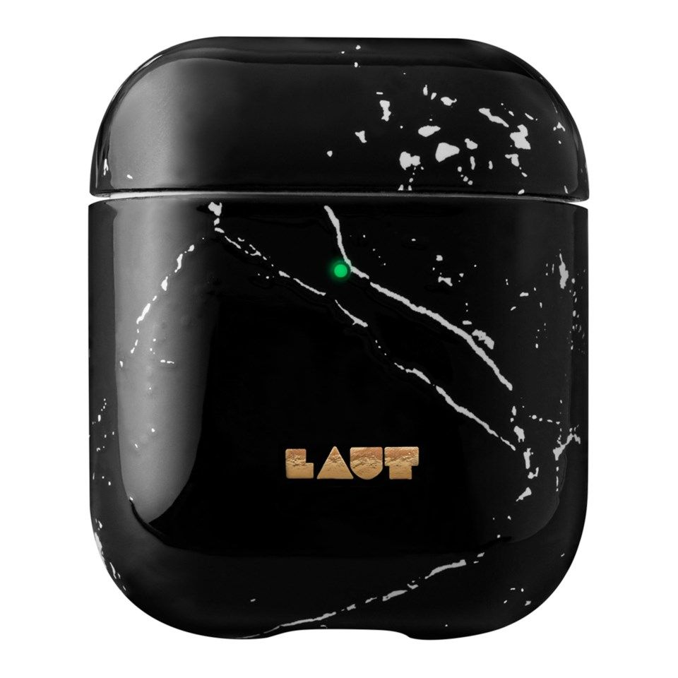 Laut Elements Airpods-fodral Svart