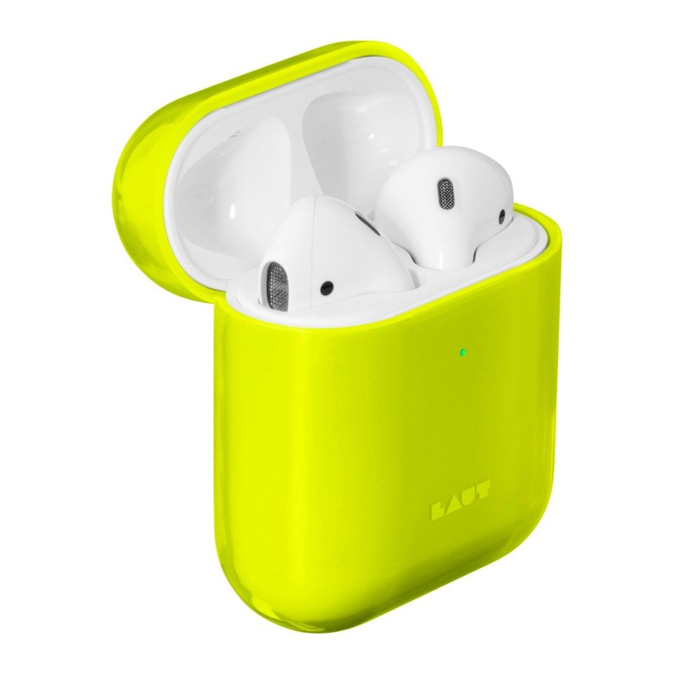 Laut Crystal-X Airpods-fodral Gul