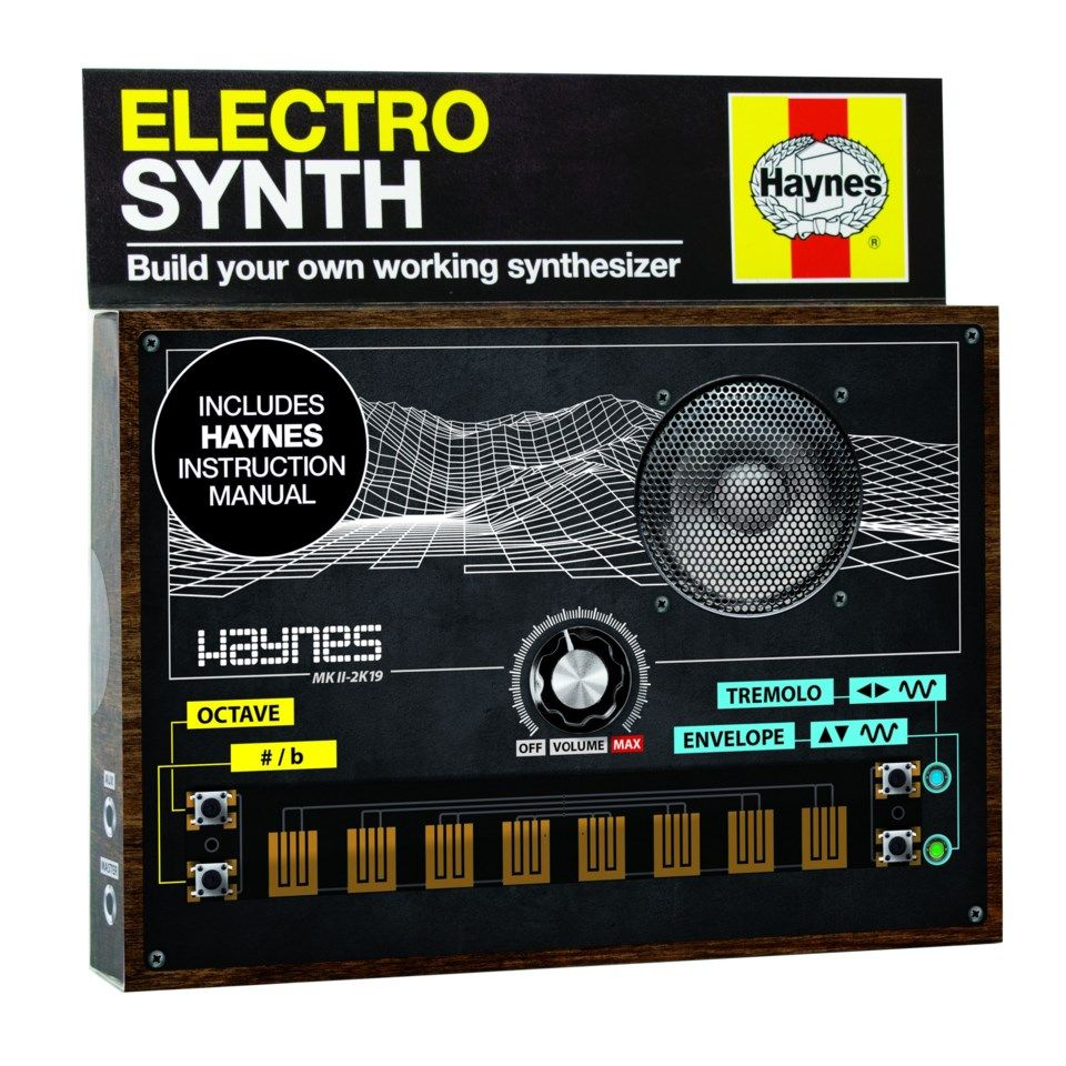 Haynes Electro Synth Byggesett for synth