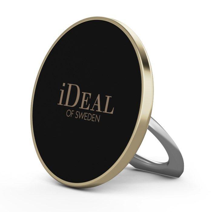 IDEAL OF SWEDEN Mobilhållare med ring Guld