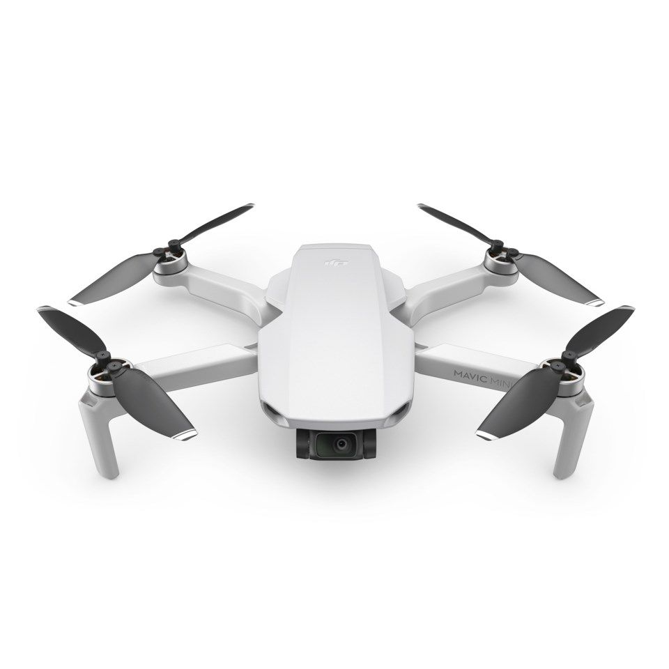 Dji Mavic Mini Fly More Combo Ultraportabel og lettflydd drone