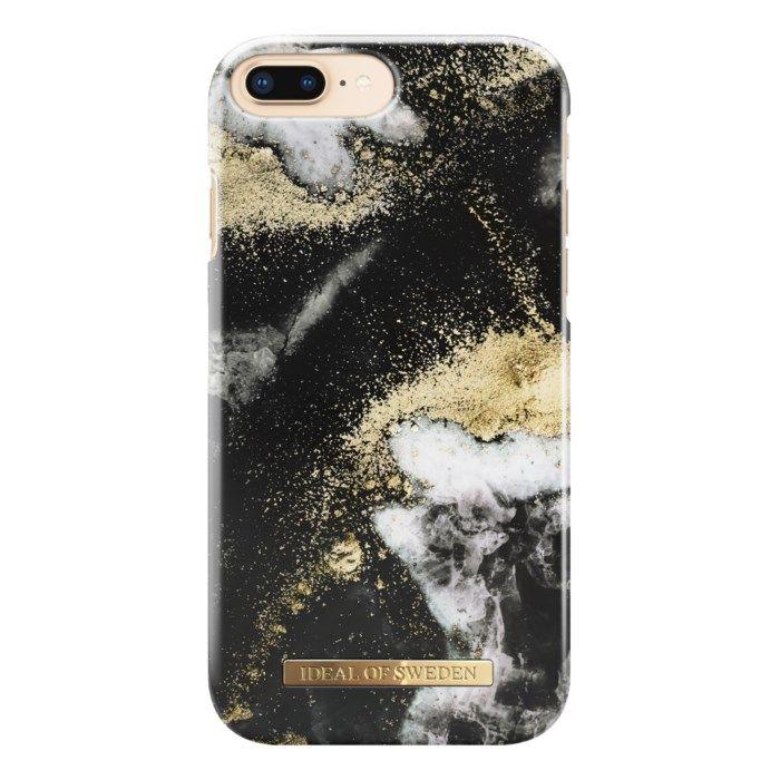 Ideal of Sweden Black Galaxy Mobilskal för iPhone 6, 7 och 8 Plus-serien