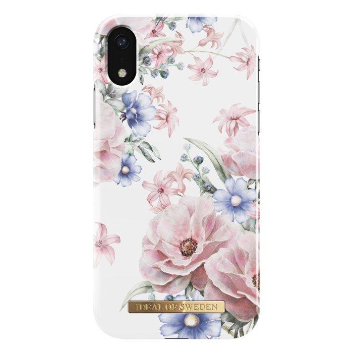 IDEAL OF SWEDEN Floral Romance Mobilskal för iPhone XR