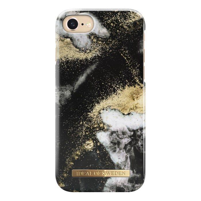 Ideal of Sweden Black Galaxy Mobilskal för iPhone 6/7/8