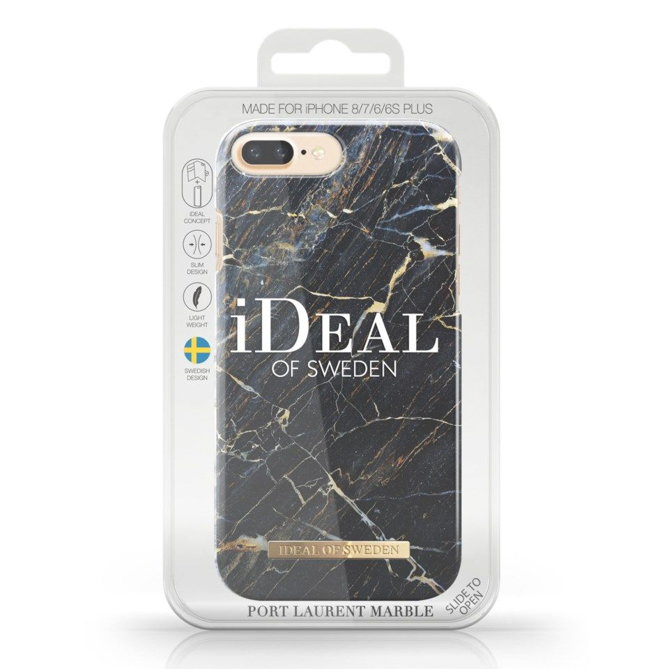 Ideal of Sweden Port Laurent Mobilskal för iPhone 6, 7 och 8 Plus-serien