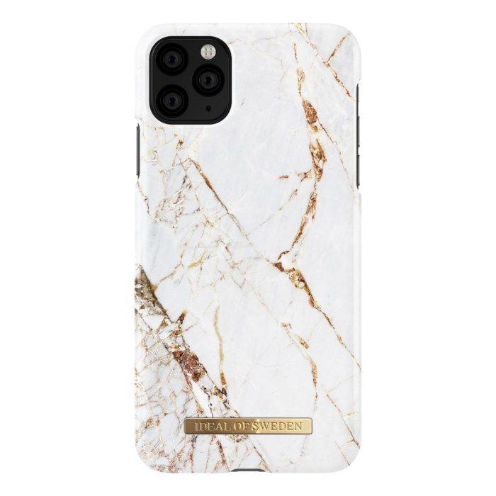 Ideal of Sweden Carrara Gold Mobilskal för iPhone Xs Max och 11 Pro Max