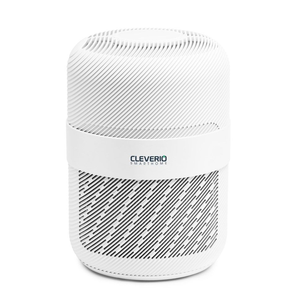 Cleverio Air Purifier App-styrd luftrenare
