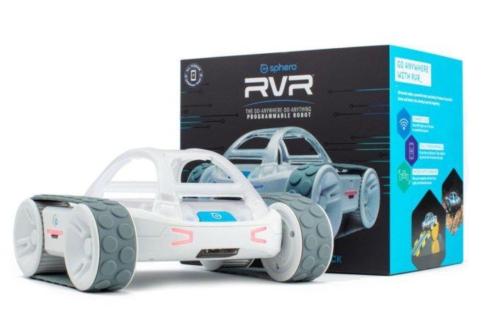 Sphero RVR Appstyrd och programmerbar robot