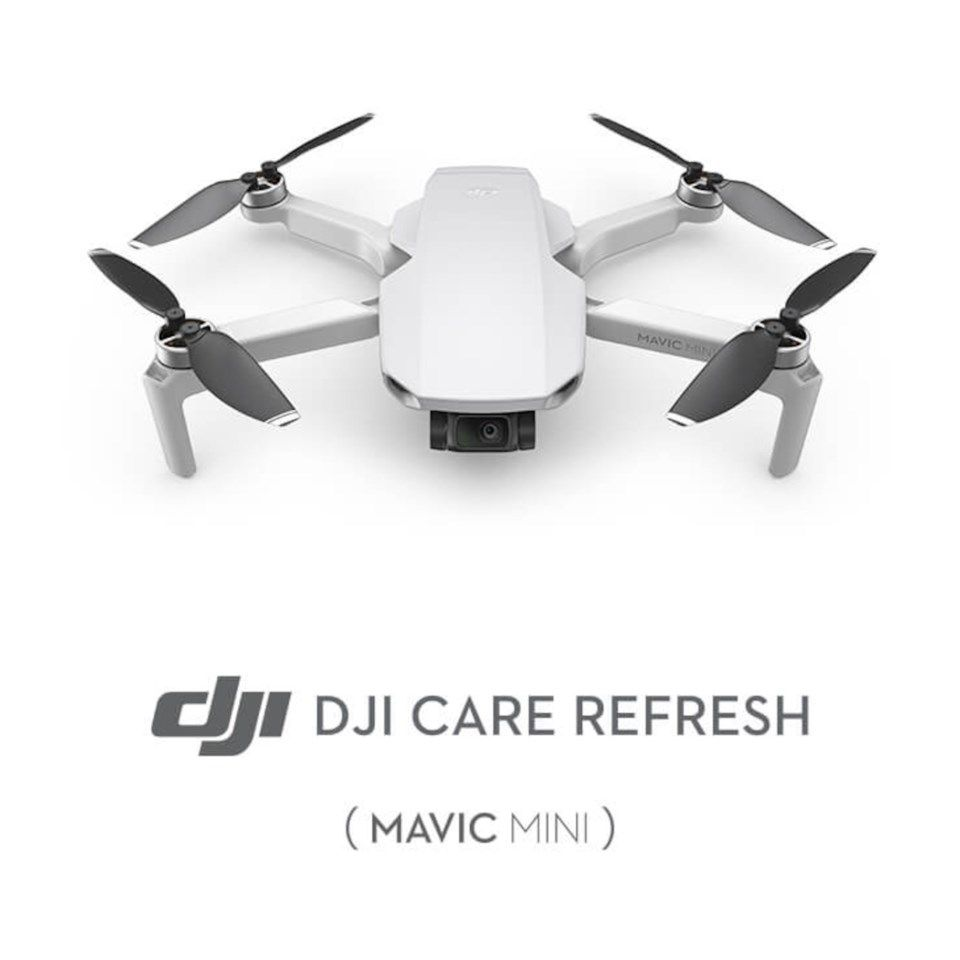 Dji Care 1 Year Refresh Beskyttelsesplan til Mavic Mini