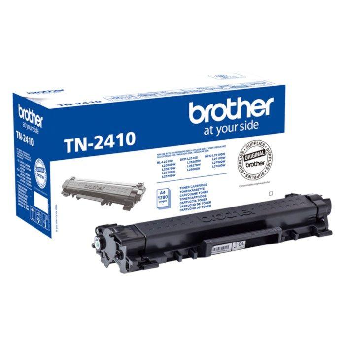 Brother Toner TN-2410 Svart