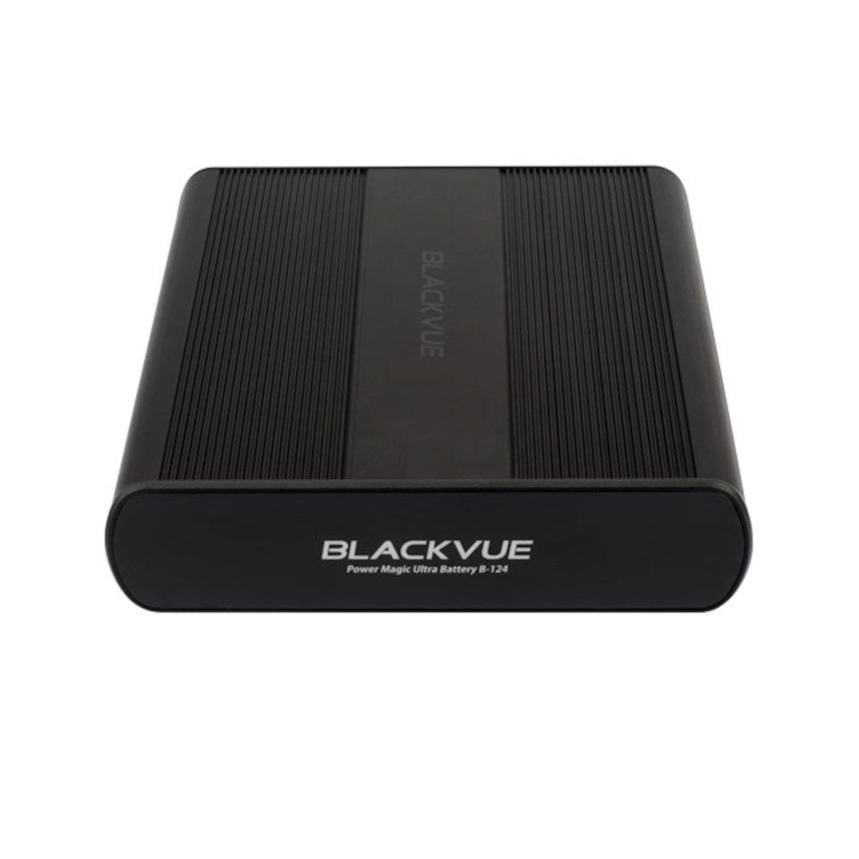 Blackvue B-124X Power Magic Ultra Battery Parkeringsmodul