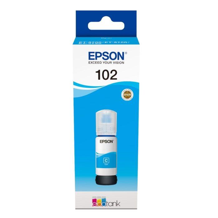 Epson T03R2 Bläckpatron Cyan