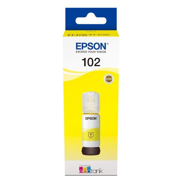Epson T03R4 Bläckpatron Gul