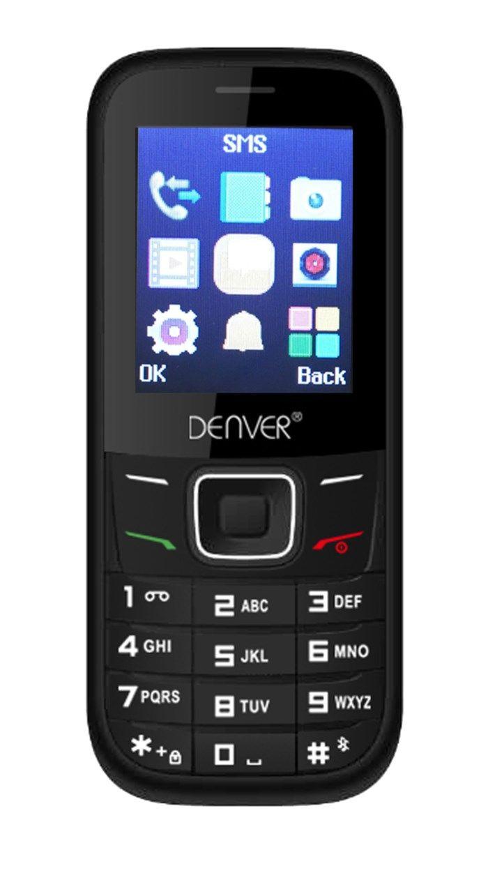 Denver Dual-sim Mobil med Bluetooth