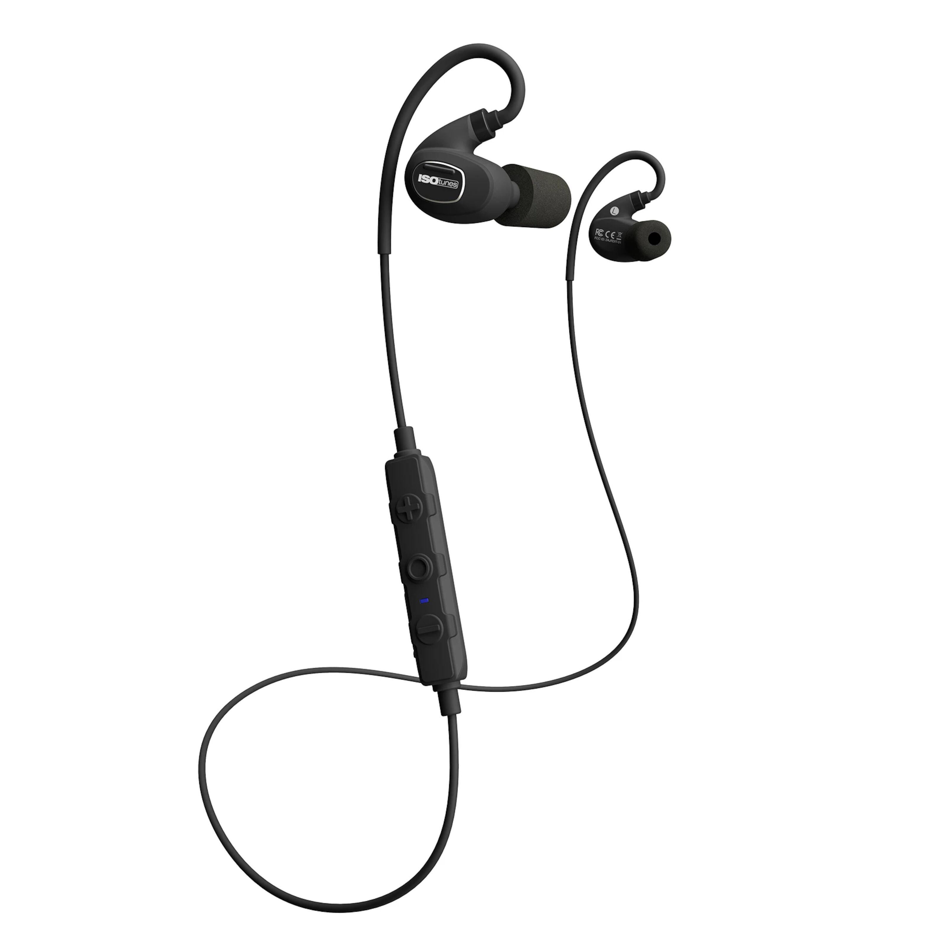 isotunes Xtra Bluetooth ørepropp hodetelefoner, 27 dB
