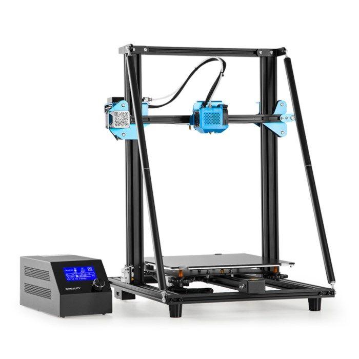 Creality CR-10S V2 3D-skrivare med stor utskriftsyta