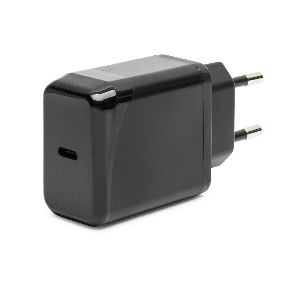 USB C väggladdare med Quick Charge 4+