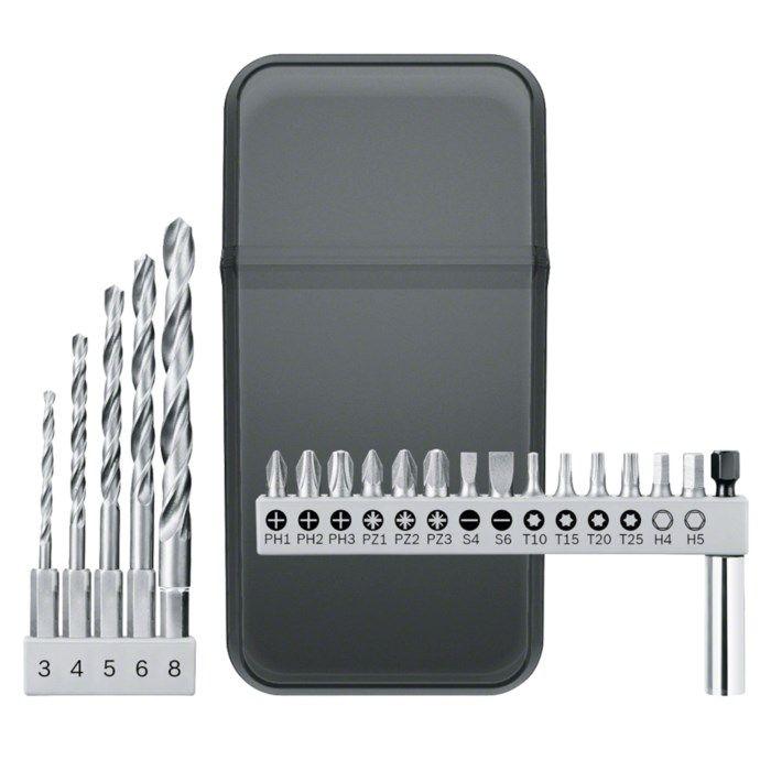 Bosch YOUseries bits- och borrsats till skruvdragare