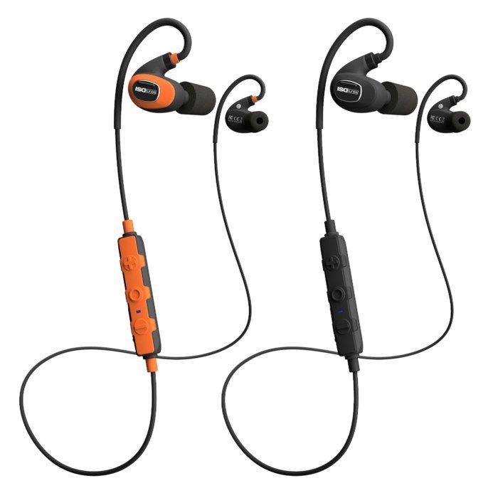 Isotunes Pro 2.0 Hörselskydd med Bluetooth Svart