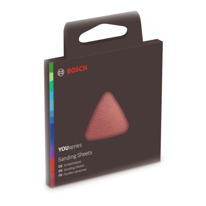Bosch Sandpapper till YOUseries slipmaskin