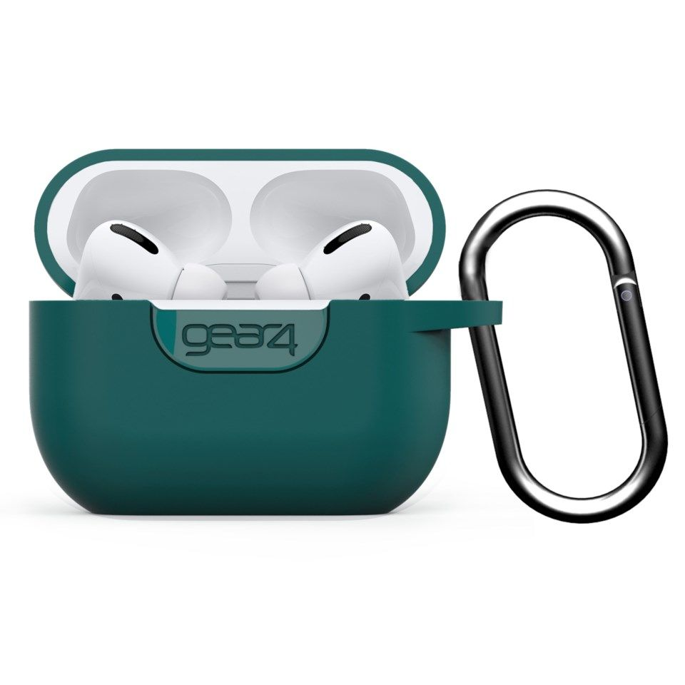 Gear4 Silikonetui for Airpods Pro Teal
