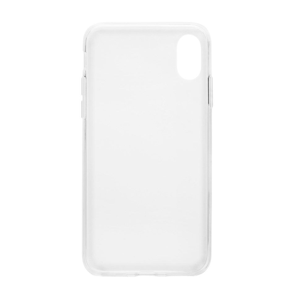 Linocell Second skin 2.0 Mobildeksel for iPhone X og Xs Transparent