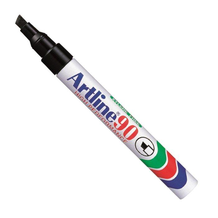 Artline Permanent märkpenna EK-90 svart
