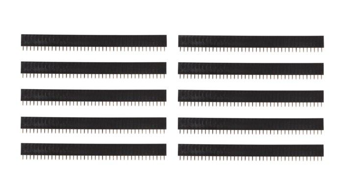 Luxorparts Hylslist 40×1 10-pack