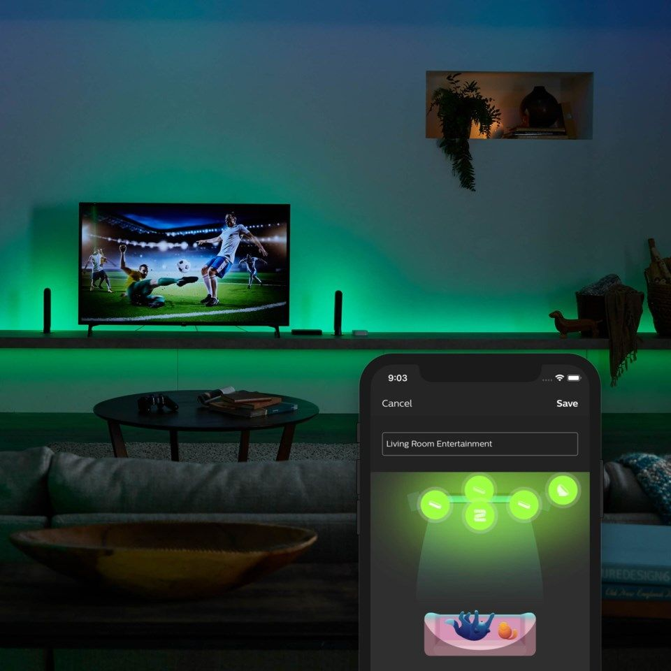 Philips Hue Play HDMI Sync Box Controller