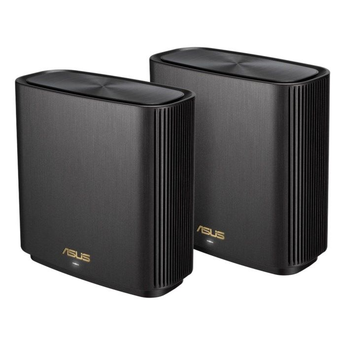 Asus Zenwifi AX XT8 Mesh-system AX6600 2-pack Svart
