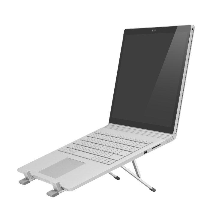 Plexgear Laptopställ i aluminium