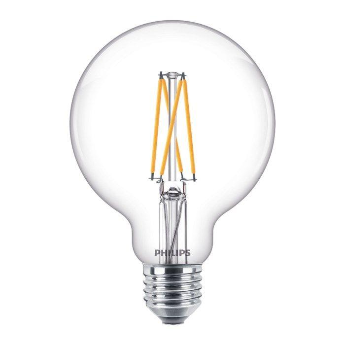 Philips Globlampa Filament LED G93 E27 806 lm