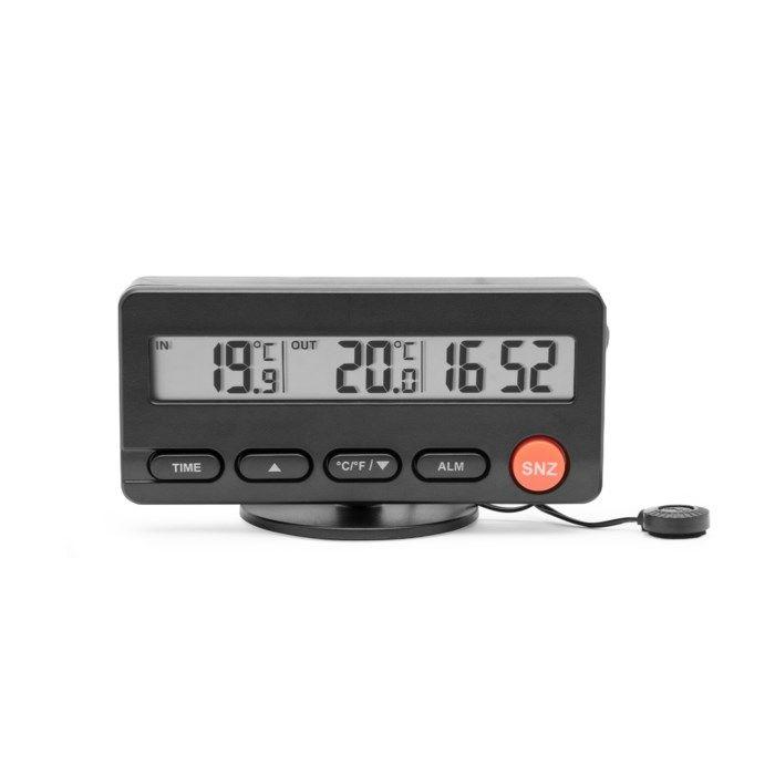 Rubicson Fordonstermometer med väckarklocka