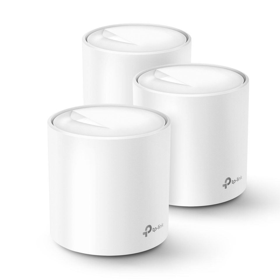 TP-link Deco X60 Mesh-system AX3000 3-pack