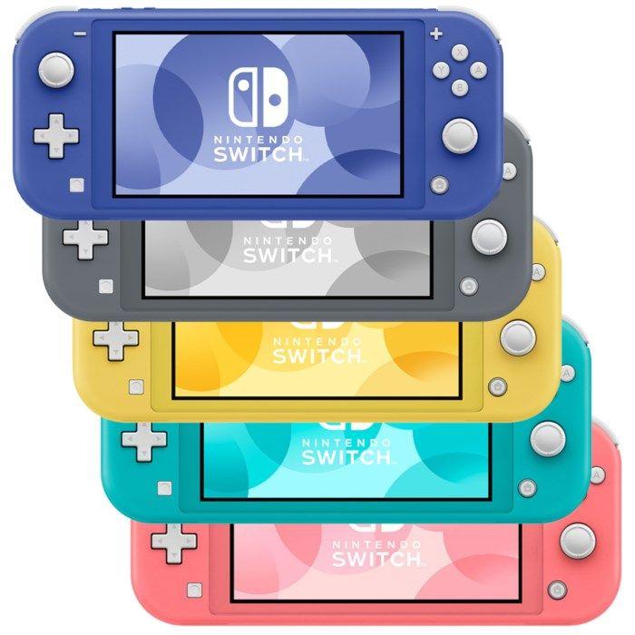 Nintendo Switch Lite Spelkonsol 5,5? Turkos