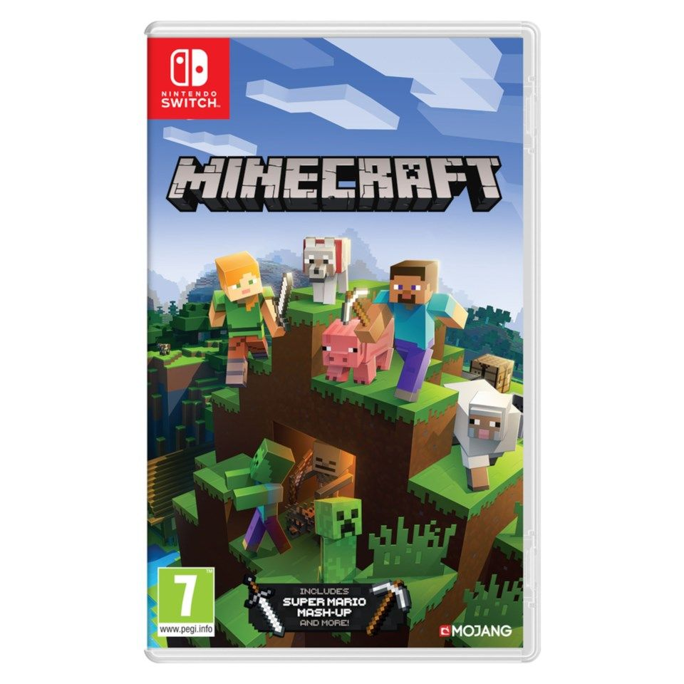 Mojang Minecraft til Switch