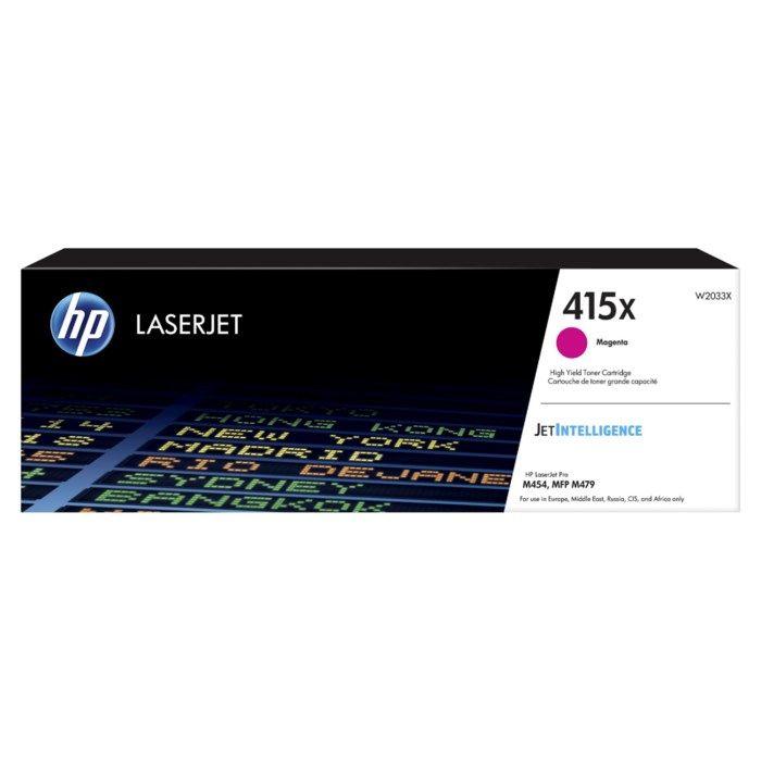 HP Toner 415X Magenta